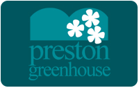 Preston Greenhouse gift card